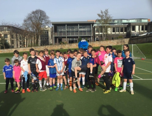 Stewart Melville's 6 a-side Tournament Raises £341